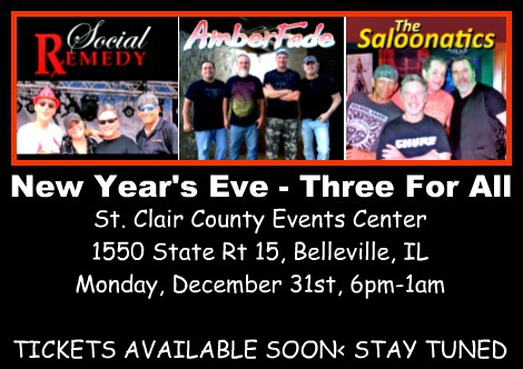 New Year's Eve - Three For All 12-31-18