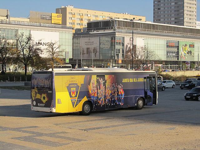 Irisbus Arway 12M, #201, JLA Jarocin
