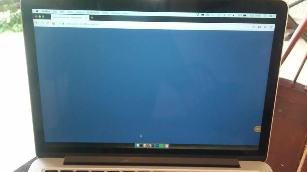 Device orientation - Websockets