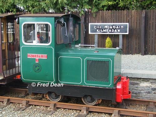Waterford & Suir Valley Railway.