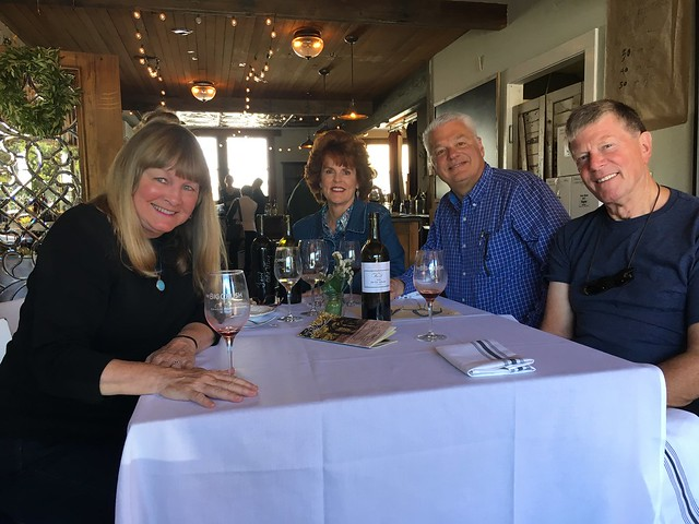 43. Enjoying Feist winery, Sutter Creek, California