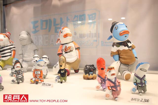 玩具探險隊【第十五屆 台北國際玩具創作大展】2018 Taipei Toy Festival 現場報導 PART:2