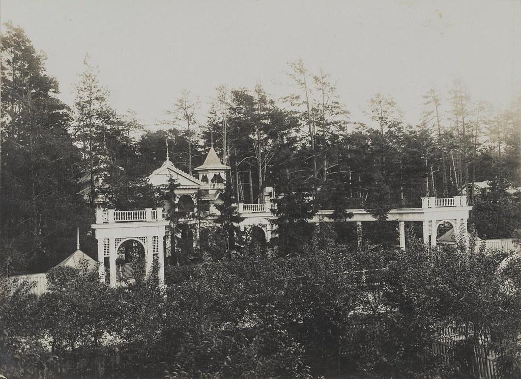 Останкино. Летний театр. 1913