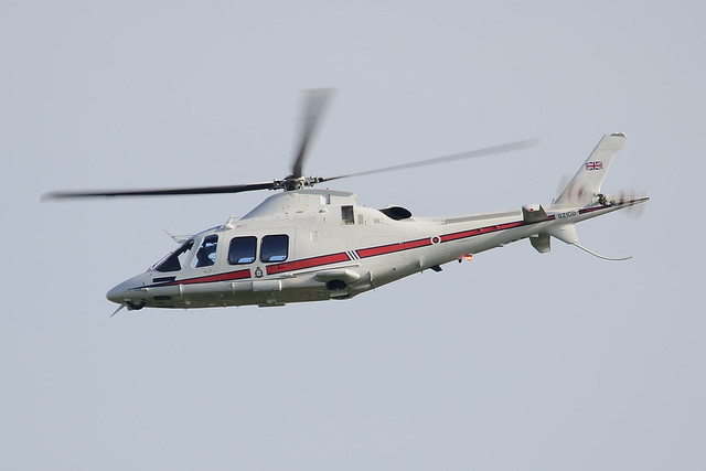 GZ100 AgustaWestland AW.109SP Grand