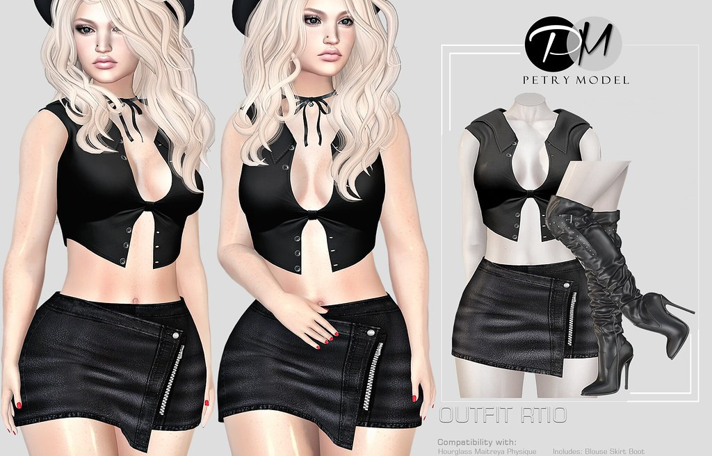 Outfit RTIO - TeleportHub.com Live!