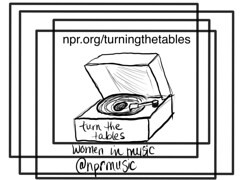 Turning The Tables @NPRmusic #SAproART
