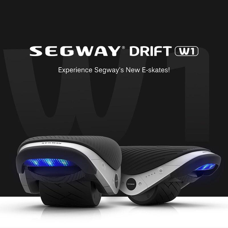 Xiaomi Ninebot Segway Drift W1 レビュー (14)