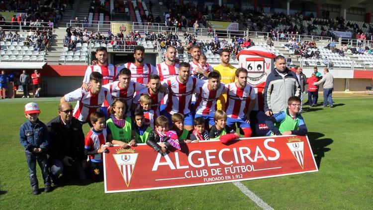 El Algeciras CF vence al líder, el Córdoba B y se consolida en lo alto de la clasificación