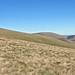 Looking back along the ridge from Tarren Rhosfarch