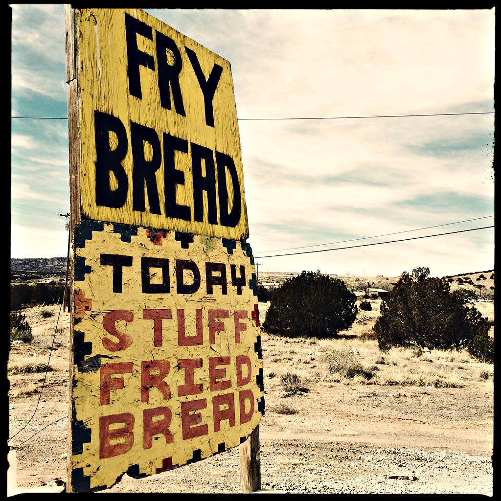 Get Your Fry Bread Here