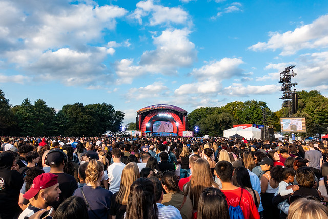 Global Citizen Festival - Central Park, New York (2018)