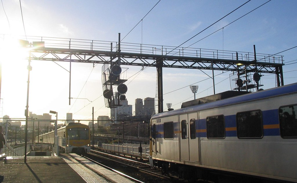 Richmond station, September 2008