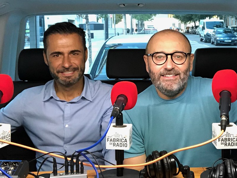 La Fabrica de Radio Rafa Serra Musicoctel Paco Cremades