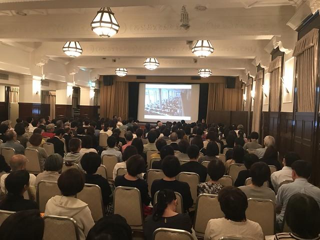 ナカノシマ大学「生きた建築ナイト2018」