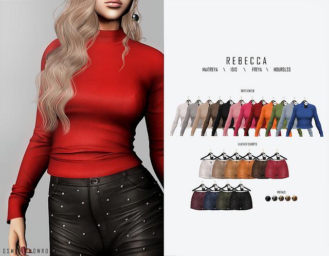 Osmia – Rebecca