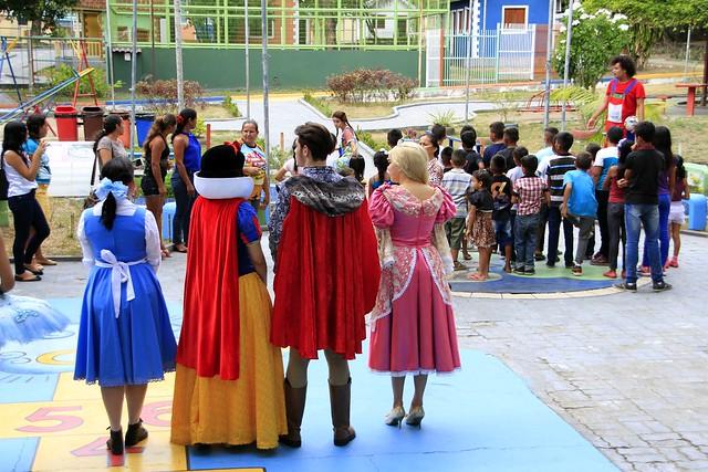 Magia e diversão para toda a família no Parque Cidade da Criança