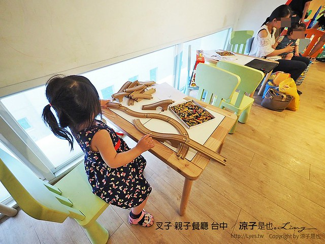 叉子 親子餐廳 台中 51