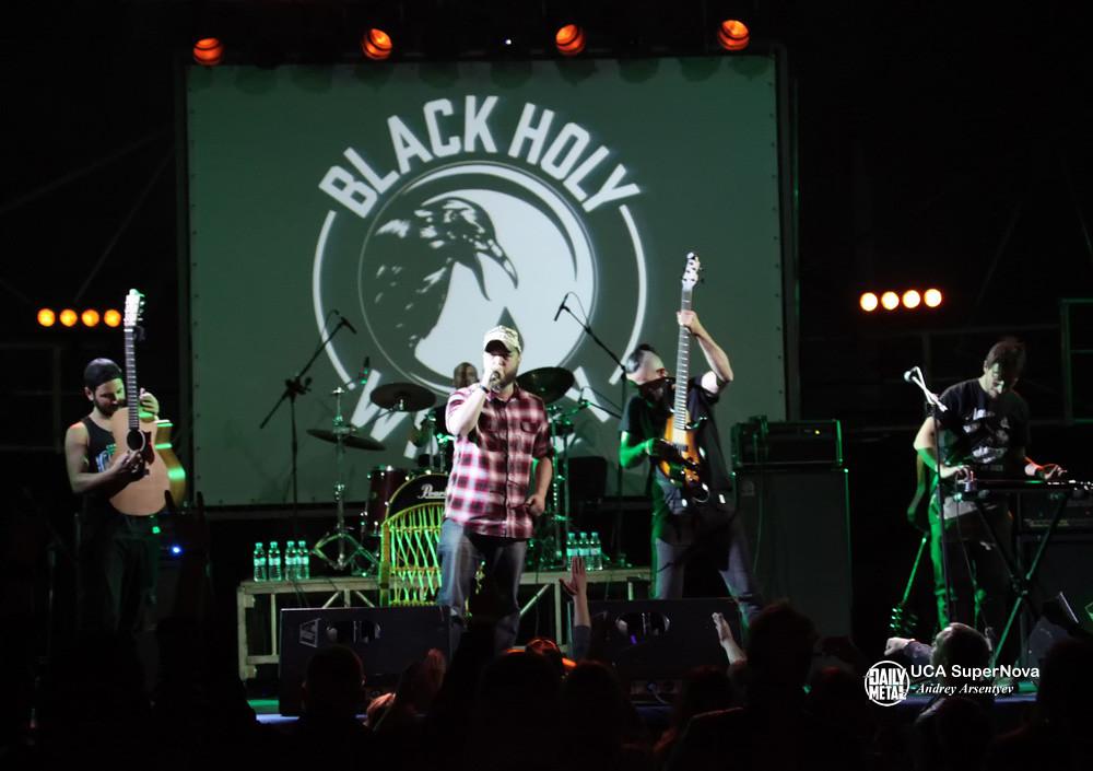 Black Holy Whiskey | Kyiv | 06.10.18