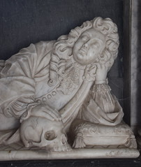 Thomas Jermyn aged 15, 1692