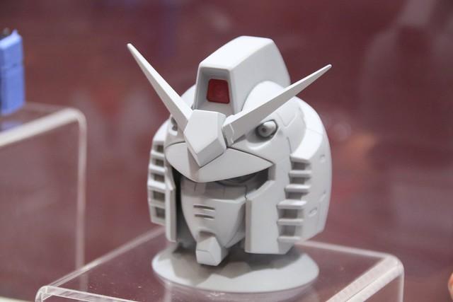 【本月開賣,官圖更新】《機動戰士鋼彈 》「EXCEED MODEL 鋼彈頭像」 第一彈!機動戦士ガンダム GUNDAM HEAD 01
