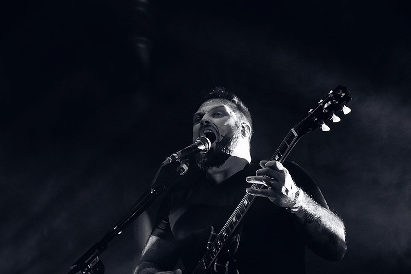Coheed and Cambria at Roundhouse, London, 16 October 2018