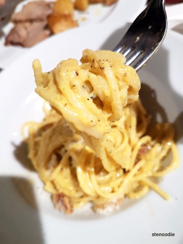 Spaghettoni alla Carbonara