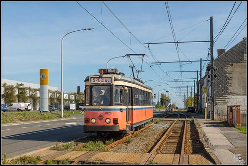 13-10-18 TEC SJ 9175, Fontaine-l'Eveque - Surchiste