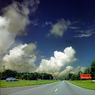 Savannah Highway, South Carolina, USA
