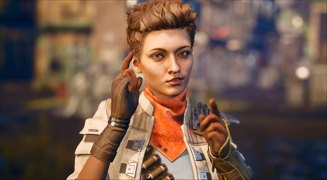 The Outer Worlds - Probably A Lesbian