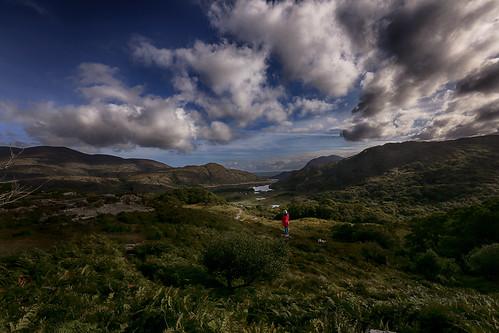 ladiesview ringofkerry killarneynationalpark killarney ireland scenicpanorama upperlake gapofdunloe countykerry landscape canon5dmarkiii ef1635mmf28liiusm mountain dramaticsky travel lifeng