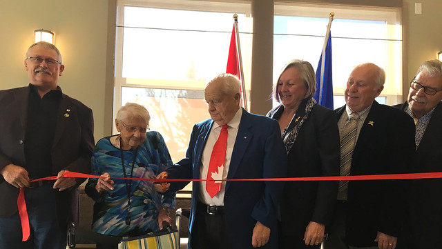 Pincher Creek seniors lodge grand opening