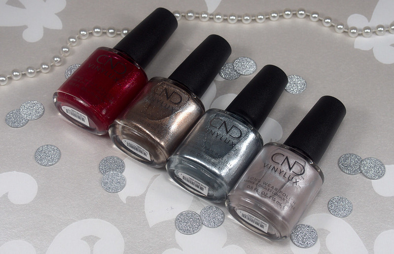 CND Night Moves Collection Swatches