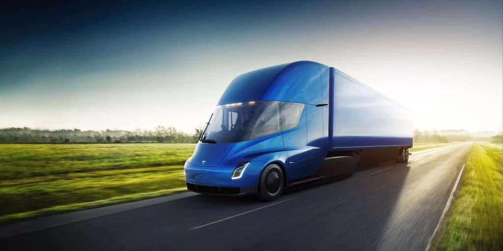 Walmart Canada achète 30 autres semi-remorques Tesla