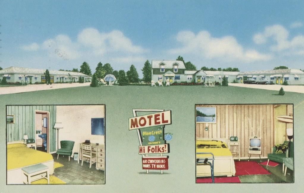 Pine Crest Motel - Sioux Falls, South Dakota
