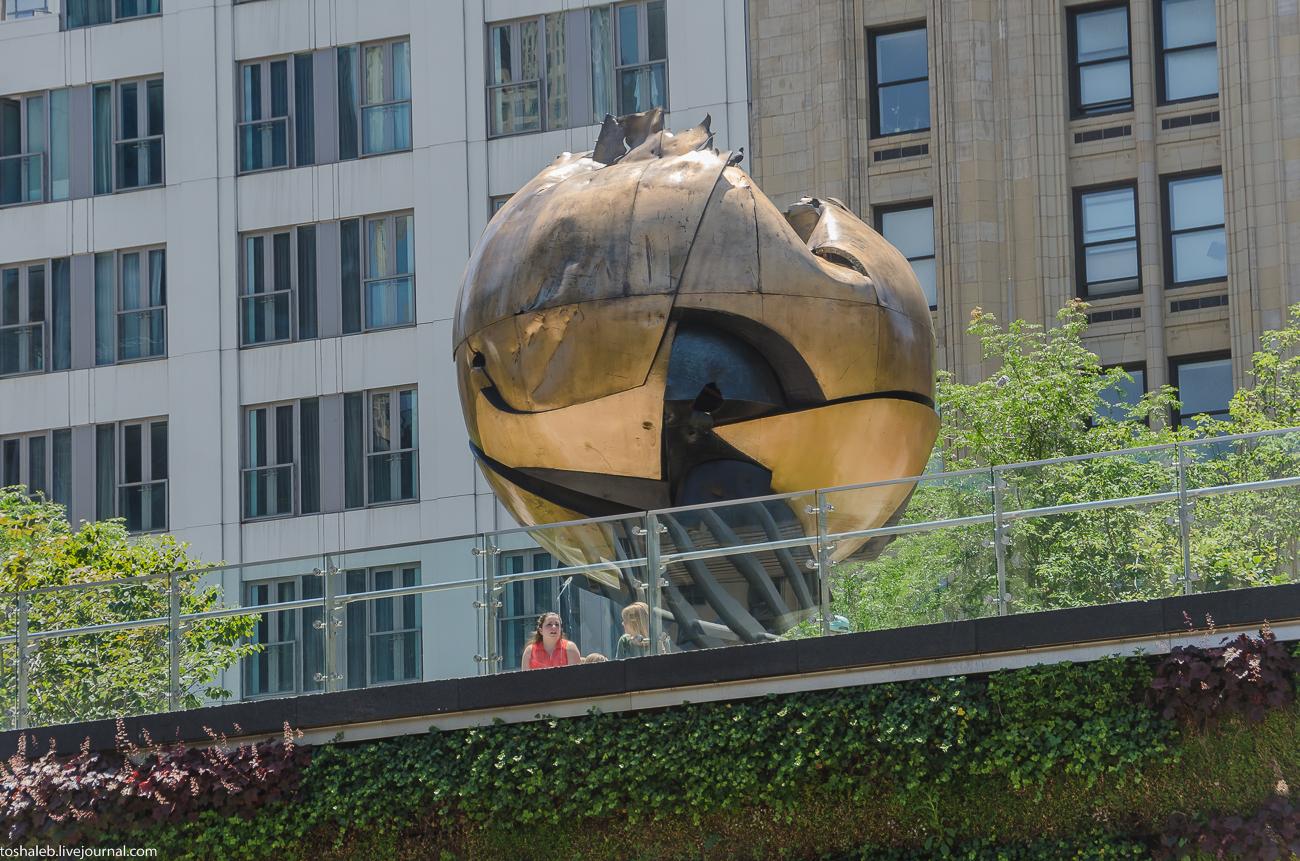 Нью-Йорк_парк 11 сентября-23