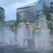 Water Jets at More London