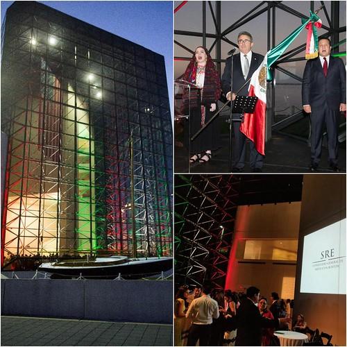 Destacada presencia de Puebla en los eventos conmemorativos del 208º Aniversario de la Independenc