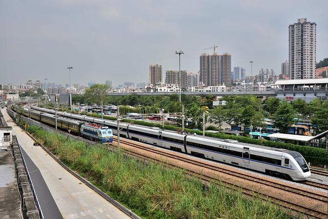 广深铁路 GUANGSHEN RAILWAY