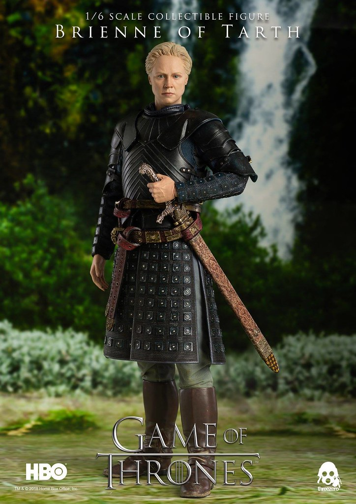Brienne of Tarth (Season 7) 1/6 Scale Collectible Figure by threezero