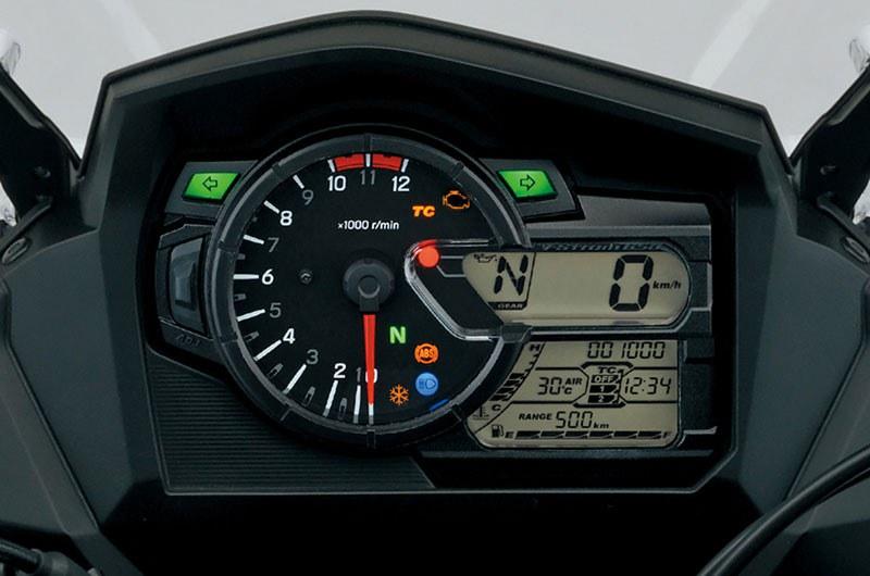 Suzuki V-Storm 650XT ABS