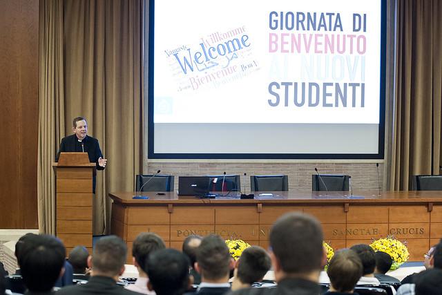 Giornata di benvenuto ai nuovi studenti