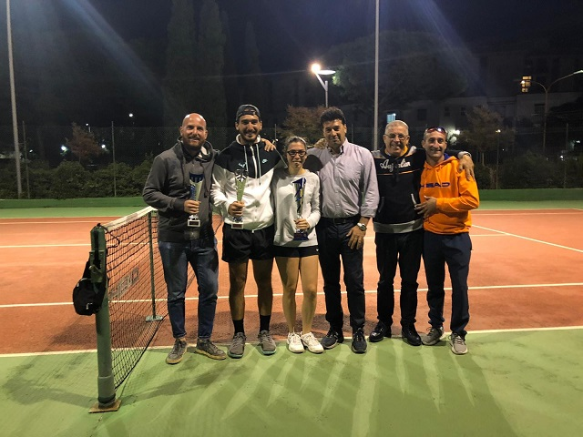 Noicattaro. tennis intero