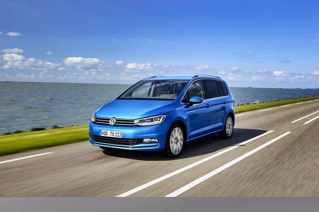 Comprar Volkswagen Touran