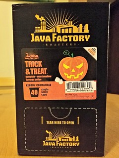 Trick & Treat Coffee Giveaway
