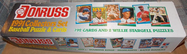 1991 Donruss MLB Factory Set, Nikon COOLPIX L320