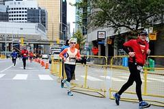 Úspěch malé české výpravy na maratonu v Torontu