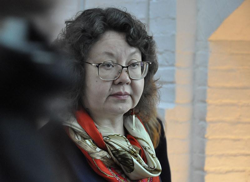 Ольга Борисовна Ушакова
