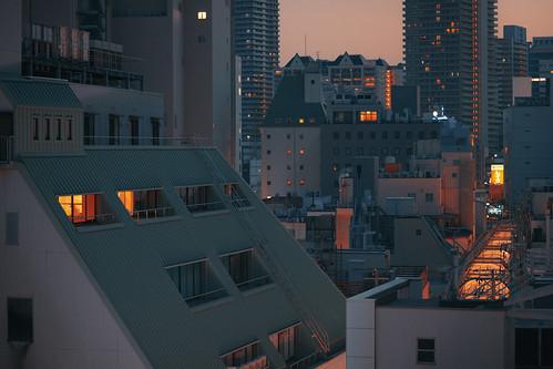 Somewhere in Osaka