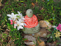 Photo:Small Jizo statue By Greg Peterson in Japan