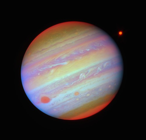 Jupiter in Extended Spectrum
